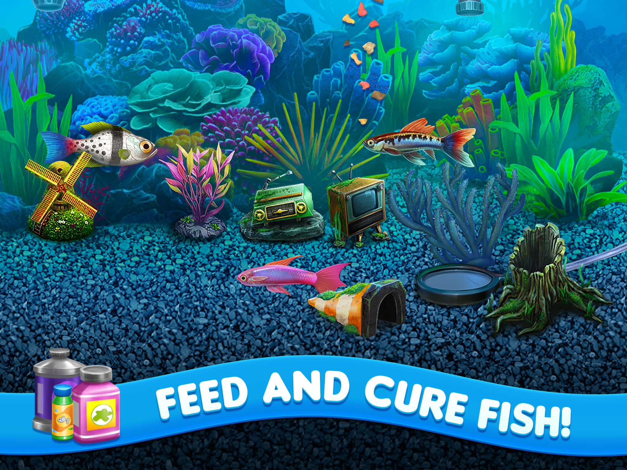 Fish for aquarium games - Ldw Forums