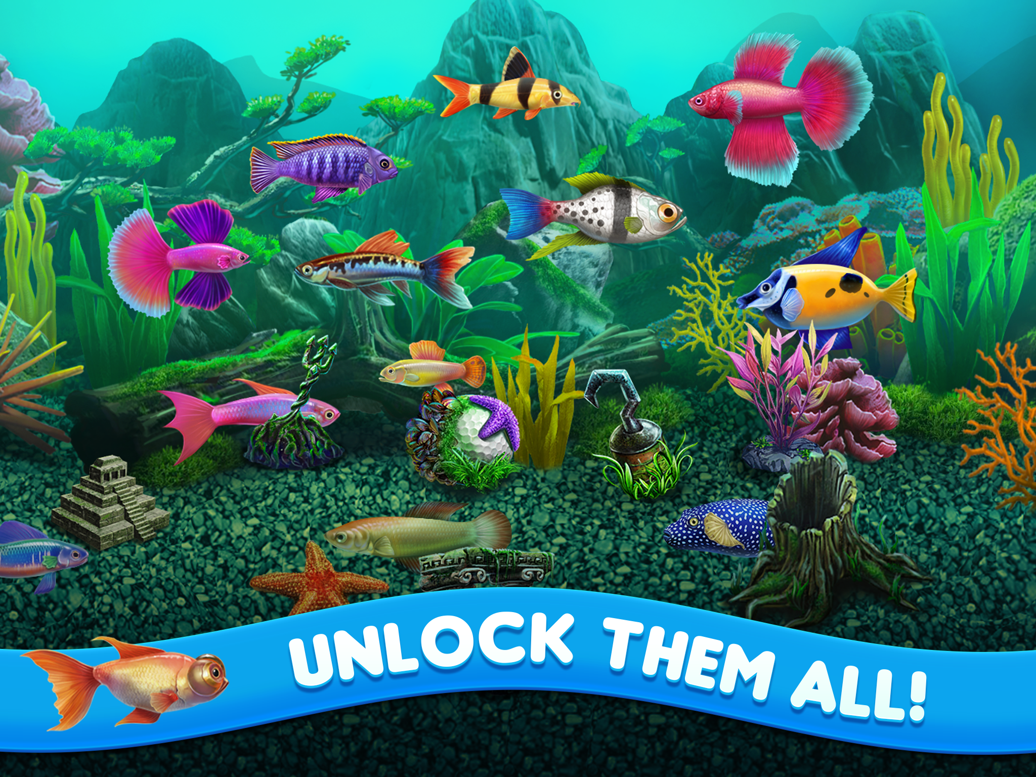 fish tycoon 2 official site by last day of work ForFish Tycoon 2