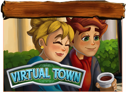 Last Day of Work® Official Site  Virtual Town, Virtual Villagers