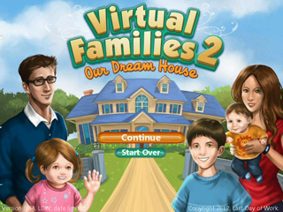 Virtual Families® 2 Our Dream House - Official Site - by Last Day of