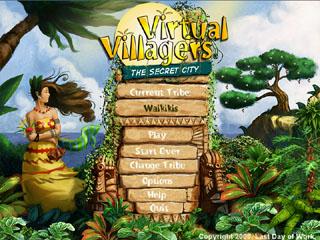 Virtual Villagers® 3 The Secret City - Official Site - by