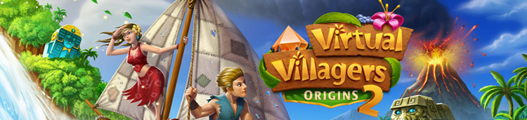 Virtual villagers origins 2 official site by last day for Vv origins 2 artisanat