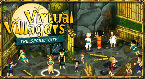 virtual villagers 3 the secret city free download unlimited